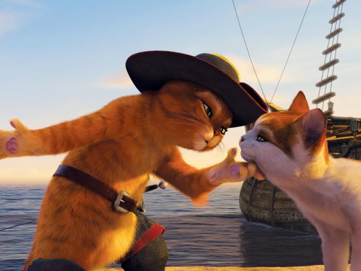 Кот со Шрека