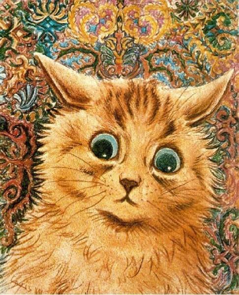 Коты Луиса Уэйна